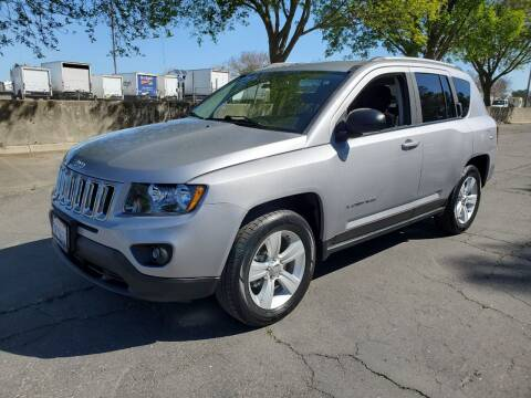 2016 Jeep Compass for sale at Matador Motors in Sacramento CA