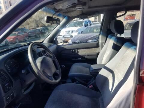 1997 Nissan Pathfinder for sale at ATLAS MOTORS INC in Salt Lake City UT