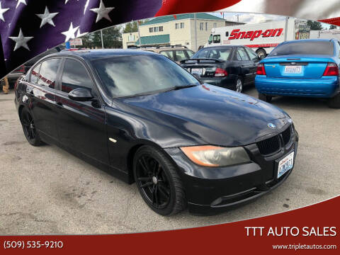 2008 BMW 3 Series for sale at TTT Auto Sales in Spokane WA
