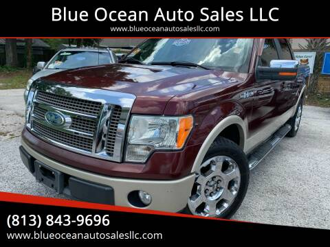2009 Ford F-150 for sale at Blue Ocean Auto Sales LLC in Tampa FL