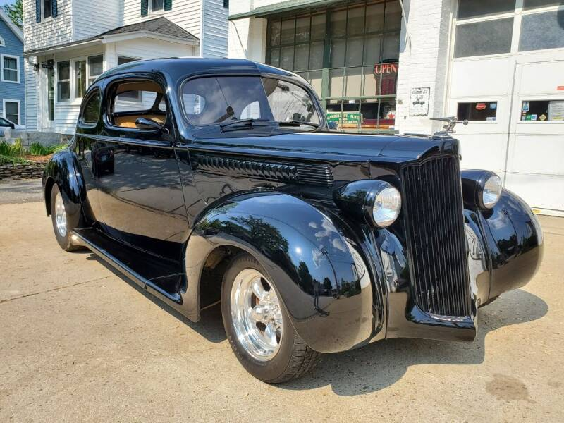 1939 Packard One Twenty for sale at Carroll Street Auto in Manchester NH