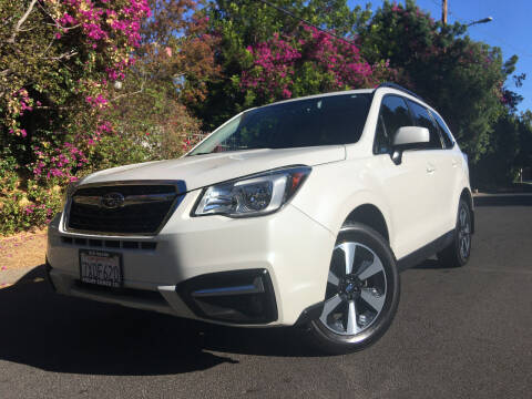 2017 Subaru Forester for sale at Valley Coach Co Sales & Lsng in Van Nuys CA
