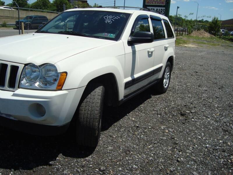 2006 Jeep Grand Cherokee for sale at Branch Avenue Auto Auction in Clinton MD