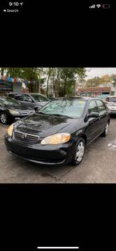 2007 Toyota Corolla for sale at Bluesky Auto in Bound Brook NJ