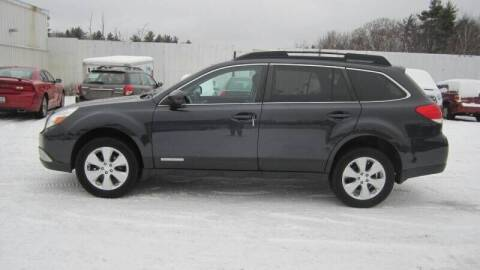 2012 Subaru Outback for sale at Pepp Motors in Marquette MI