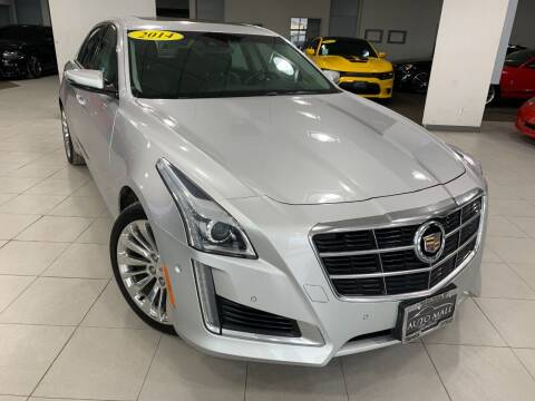 2014 Cadillac CTS for sale at Auto Mall of Springfield in Springfield IL