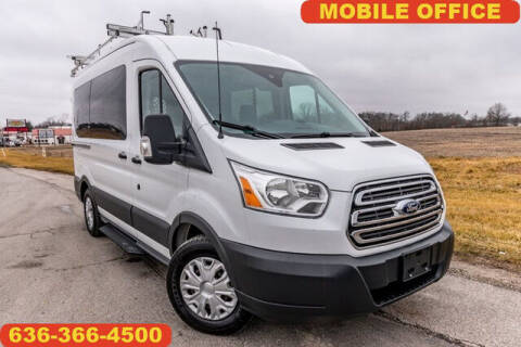 2015 Ford Transit Passenger for sale at Fruendly Auto Source in Moscow Mills MO