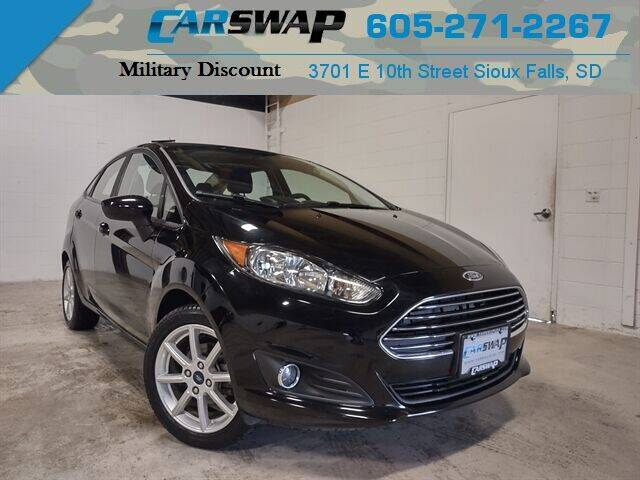2019 Ford Fiesta for sale at CarSwap in Sioux Falls SD