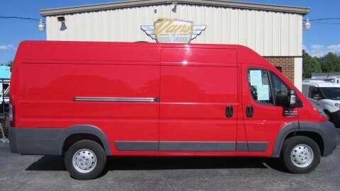 2017 RAM ProMaster Cargo for sale at Vans Of Great Bridge in Chesapeake VA