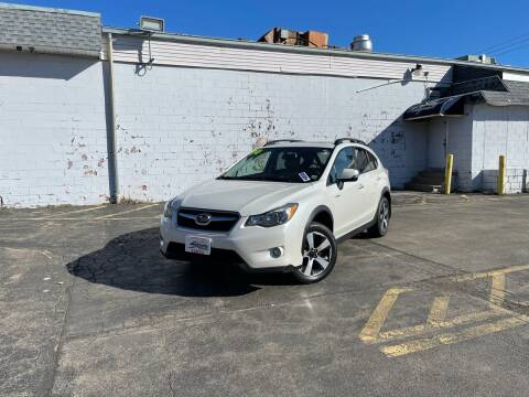 2014 Subaru XV Crosstrek for sale at Santa Motors Inc in Rochester NY