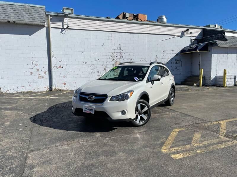 2014 Subaru XV Crosstrek for sale at Santa Motors Inc in Rochester NY