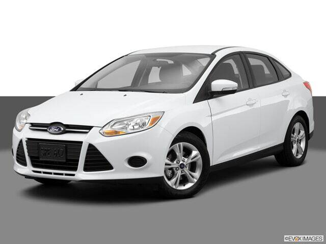 2014 Ford Focus for sale at PATRIOT CHRYSLER DODGE JEEP RAM in Oakland MD