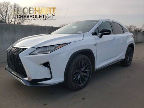 2017 Lexus RX 350 for sale at BOB HART CHEVROLET in Vinita OK