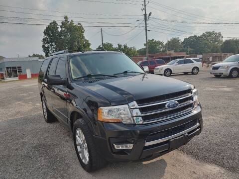 2015 Ford Expedition for sale at VAUGHN'S USED CARS in Guin AL