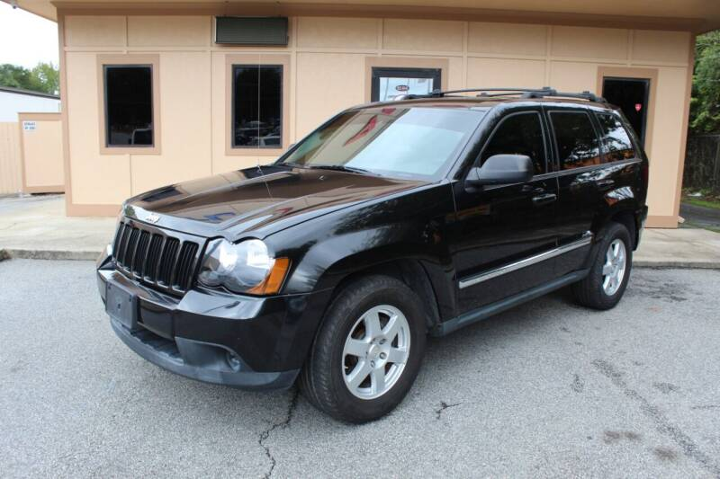 2010 Jeep Grand Cherokee for sale at ATL Auto Trade, Inc. in Stone Mountain GA