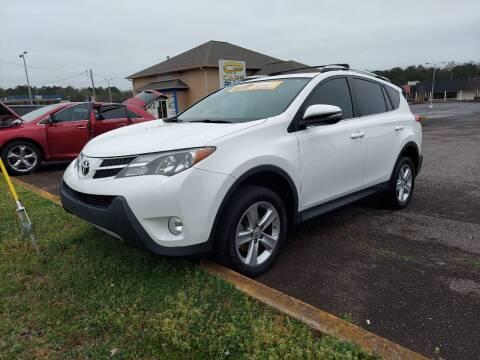 2013 Toyota RAV4 for sale at CarsPlus in Scottsboro AL