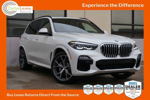 2019 BMW X5 for sale at Dallas Auto Finance in Dallas TX
