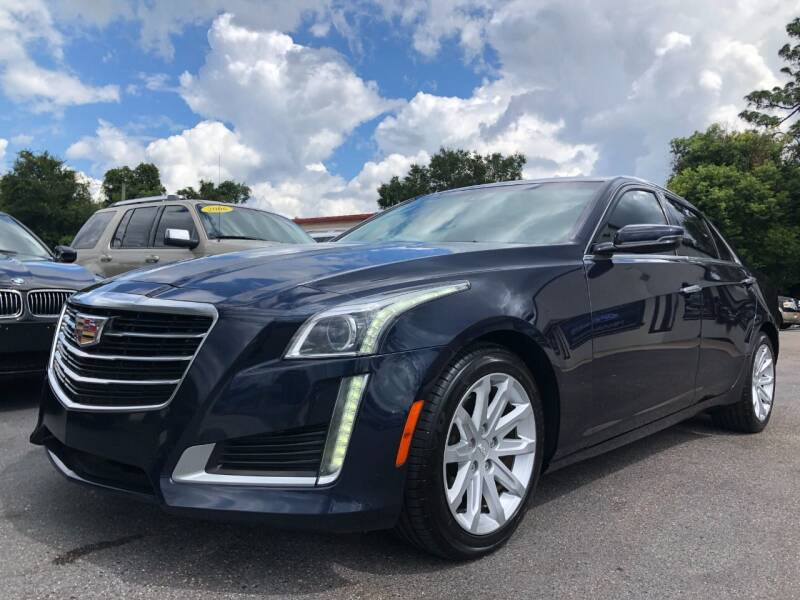 2015 Cadillac CTS for sale at Upfront Automotive Group in Debary FL