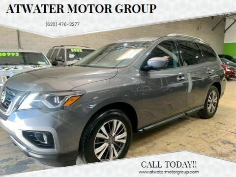2019 Nissan Pathfinder for sale at Atwater Motor Group in Phoenix AZ