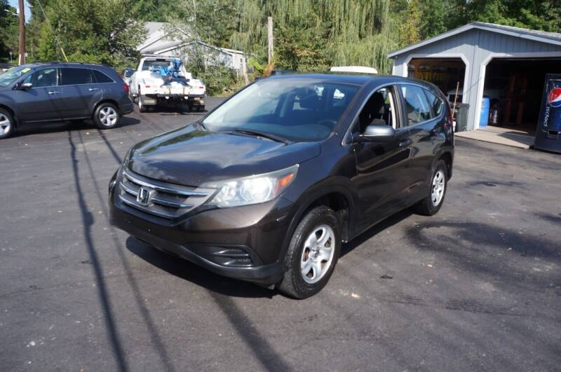 2014 Honda CR-V for sale at Autos By Joseph Inc in Highland NY