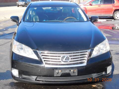 2010 Lexus ES 350 for sale at Southbridge Street Auto Sales in Worcester MA