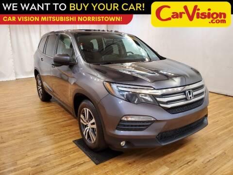 2018 Honda Pilot for sale at Car Vision Mitsubishi Norristown in Trooper PA