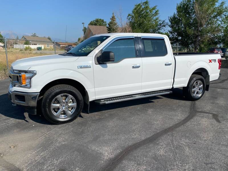 2019 Ford F-150 for sale at Salida Auto Sales in Salida CO