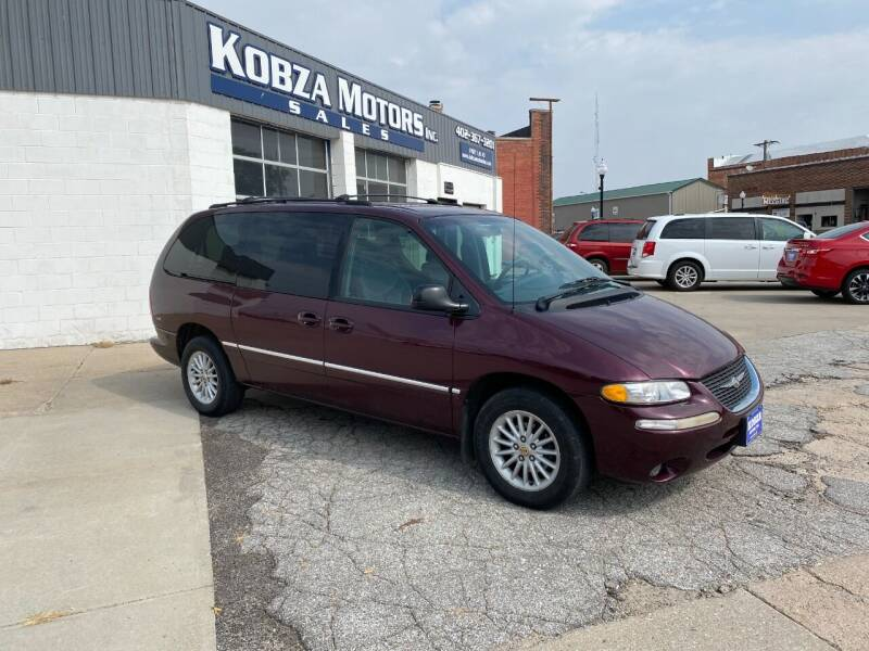 1999 Chrysler Town and Country for sale at Kobza Motors Inc. in David City NE