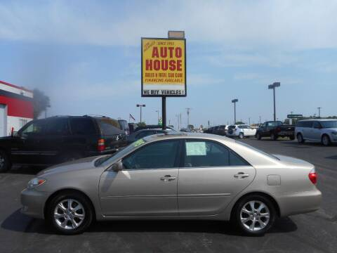 2005 Toyota Camry for sale at AUTO HOUSE WAUKESHA in Waukesha WI