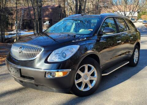 2008 Buick Enclave for sale at JR AUTO SALES in Candia NH