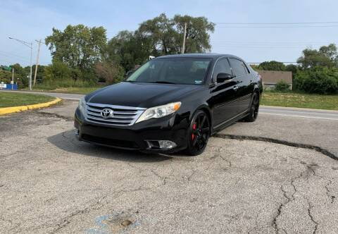 2011 Toyota Avalon for sale at InstaCar LLC in Independence MO