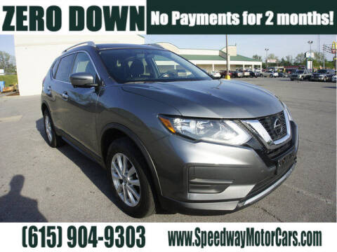2018 Nissan Rogue for sale at Speedway Motors in Murfreesboro TN
