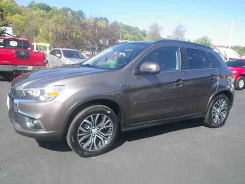 2017 Mitsubishi Outlander Sport for sale at VICTORY AUTO in Lewistown PA
