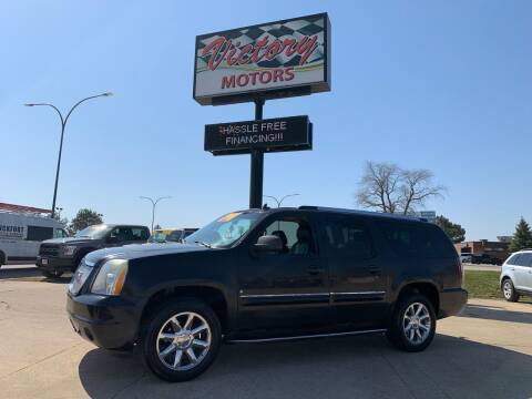 2007 GMC Yukon XL for sale at Victory Motors in Waterloo IA