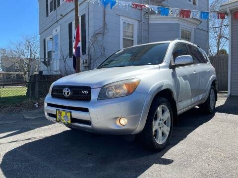 2006 Toyota RAV4 for sale at JK & Sons Auto Sales in Westport MA