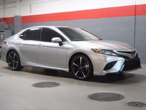 2019 Toyota Camry for sale at CU Carfinders in Norcross GA