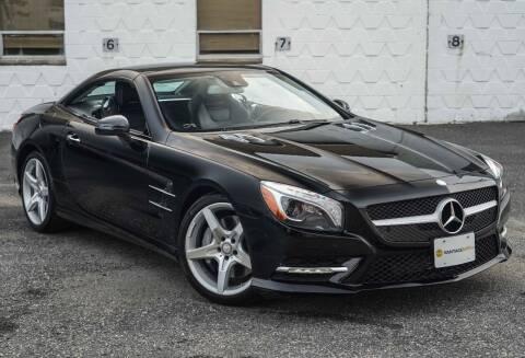 2014 Mercedes-Benz SL-Class for sale at Vantage Auto Group - Vantage Auto Wholesale in Moonachie NJ