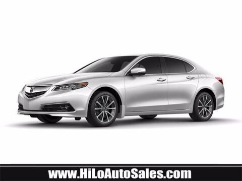2016 Acura TLX for sale at BuyFromAndy.com at Hi Lo Auto Sales in Frederick MD