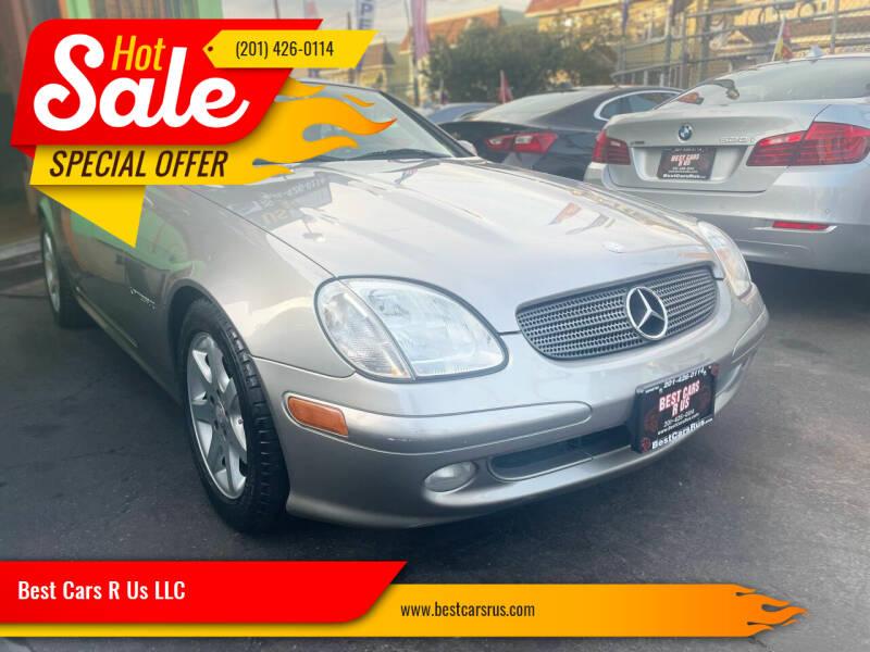 2004 Mercedes-Benz SLK for sale at Best Cars R Us LLC in Irvington NJ