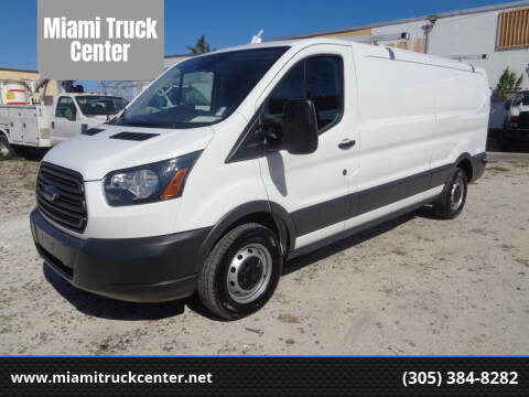 2016 Ford Transit Cargo for sale at Miami Truck Center in Hialeah FL