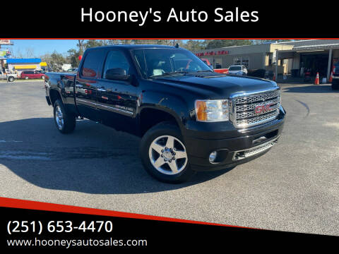 2012 GMC Sierra 2500HD for sale at Hooney's Auto Sales in Theodore AL