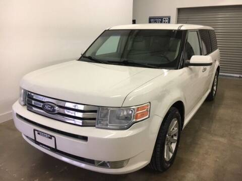 2010 Ford Flex for sale at CHAGRIN VALLEY AUTO BROKERS INC in Cleveland OH