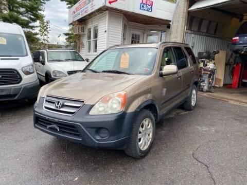 2005 Honda CR-V for sale at Drive Deleon in Yonkers NY