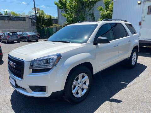 2014 GMC Acadia for sale at Exem United in Plainfield NJ
