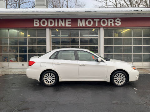 2011 Subaru Impreza for sale at BODINE MOTORS in Waverly NY