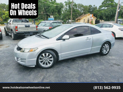 2009 Honda Civic for sale at Hot Deals On Wheels in Tampa FL