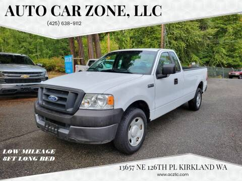 2005 Ford F-150 for sale at Auto Car Zone, LLC in Kirkland WA