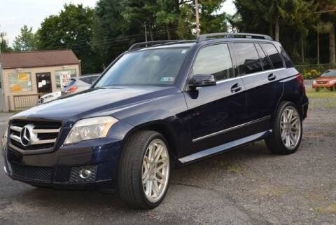 2010 Mercedes-Benz GLK for sale at CASTLE AUTO AUCTION INC. in Scranton PA
