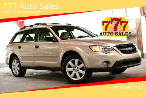 2008 Subaru Outback for sale at 777 Auto Sales in Bedford Park IL