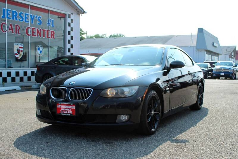 2009 BMW 3 Series for sale at Auto Headquarters in Lakewood NJ